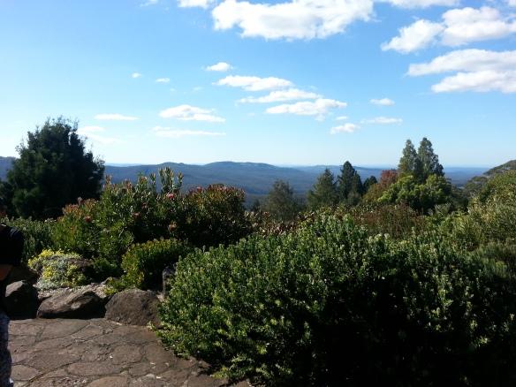 Mt Tomah Botanical Garden