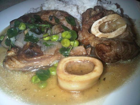 Gourmet Wog Osso Buco