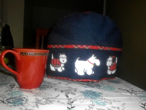 Terrier Tea Cosy