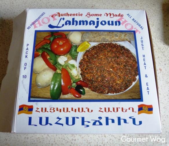 lahmajoun box