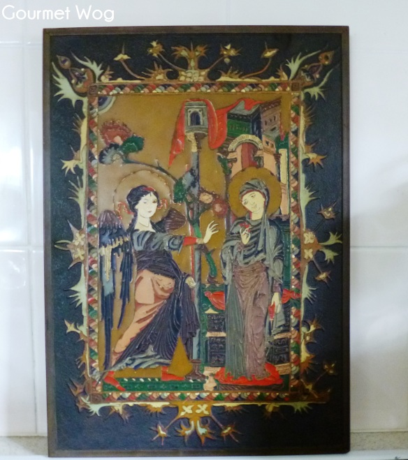 Armenian artwork from 1980