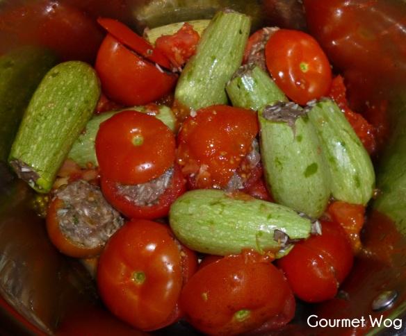 zucchini dolma